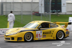 #61 P.K. Sport Porsche 911 GT3 RS: Vic Rice, John Graham