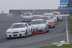 Into turn one