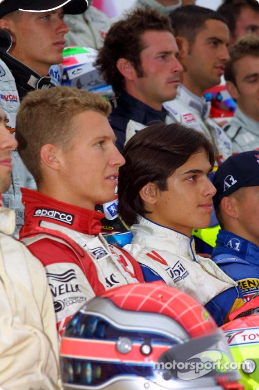 La Marlboro Masters F3 class de 2004