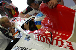Bjorn Wirdheim tiene un asiento en el BAR listo para pruebas en Monza