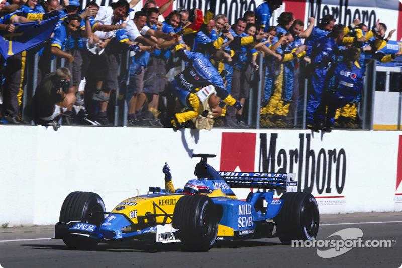 2003 Hungarian Grand Prix