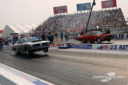Mopar Hemi Shootout Final: Dave Raybourn and Jerry Jenkins