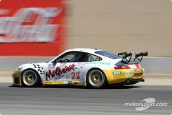 #23 Alex Job Racing Porsche 911 GT3RS: Sascha Maassen, Lucas Luhr