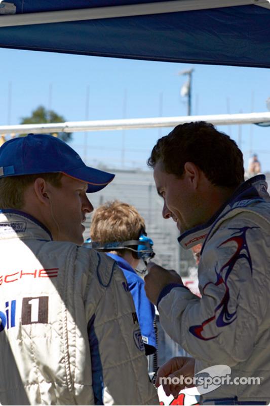 Sascha Maassen et Lucas Luhr