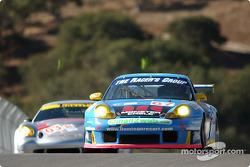 #67 The Racer's Group Porsche 911 GT3RS: Michael Schrom, Pierre Ehret