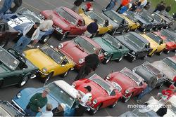 Glenora Rally cars