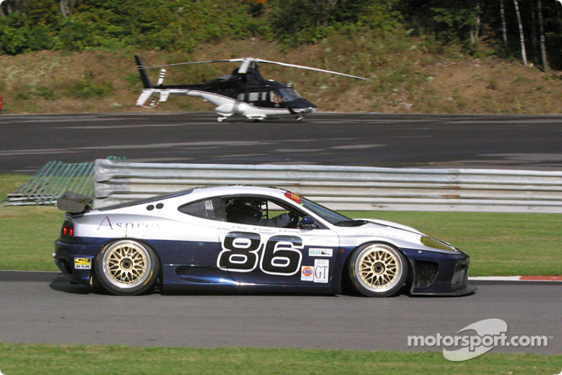 86 Falcon Racing Ferrari 360gt Lawrence Stroll At Mont