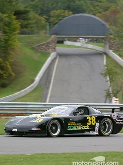 #38 Georgian Bay Motorsports Corvette: Jim Holton, Ted Martin, Stuart Hayner