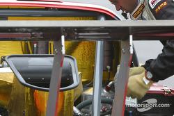 Pitstop for #27 Doran Lista Racing Toyota Doran: Fredy Lienhard, Didier Theys, Bill Auberlen