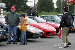 Estacionamiento Ferrari