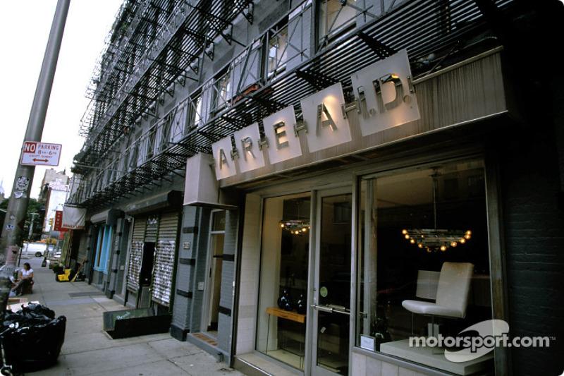 Tiendas de la ciudad de Nueva York