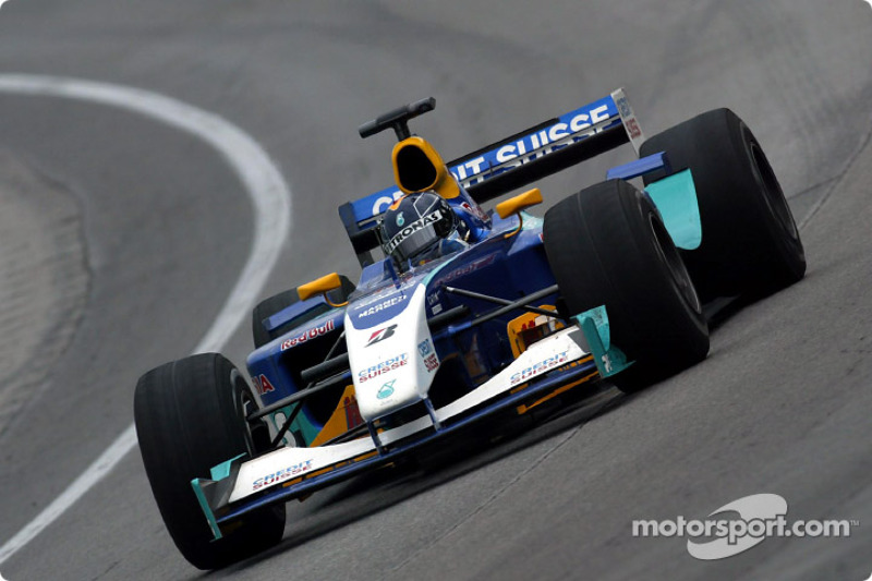2003: Heinz-Harald Frentzen, Sauber-Petronas C22