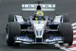 Ralf Schumacher, Williams FW24