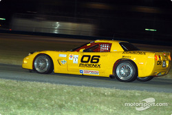 #06 ICY / SL Motorsports Corvette: John Yarosz, John Heinricy