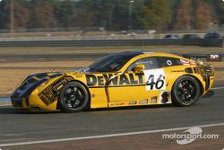 #46 DeWalt-Racesports Salisbury TVR Tuscan: Michael Caine, Richard Stanton, Bob Berridge