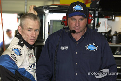 Mark Martin and crew chief Pat Tryson