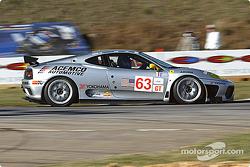 #63 ACEMCO Motorsports Ferrari 360 Modena: Shane Lewis, Terry Borcheller, Darren Law