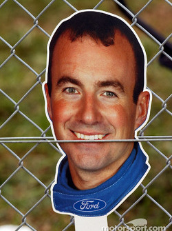 There was no shortage of support for Marcos Ambrose