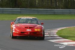 #50 Michael Baughman Racing Firebird: Ray Mason, Ken MacAlpine