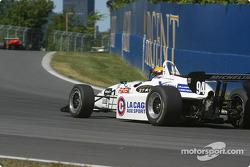 Pace laps: Didier Schraenen