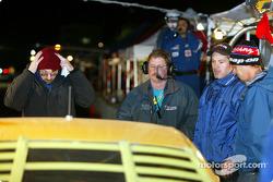 La #79 du Silicon Valley Racing pilotée par Jon Prall, Jeff Oliver, Brad Rampelberg et Scott Rubin rentre aux stands