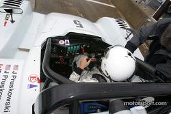 #5 Essex Racing Nissan Lola: Joe Pruskowski, Justin Pruskowski, Ross Bentley