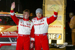 Yves Loubet and Pascal Maimon