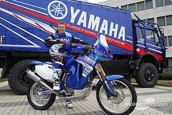 Yamaha Motor France presentation: David Frétigné