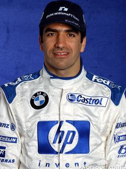 Test driver Marc Gene
