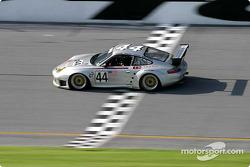 #44 Orbit Racing Porsche GT3 RS: Jay Policastro, Joe Policastro, Robin Liddell, Johnny Mowlem, Mike Fitzgerald