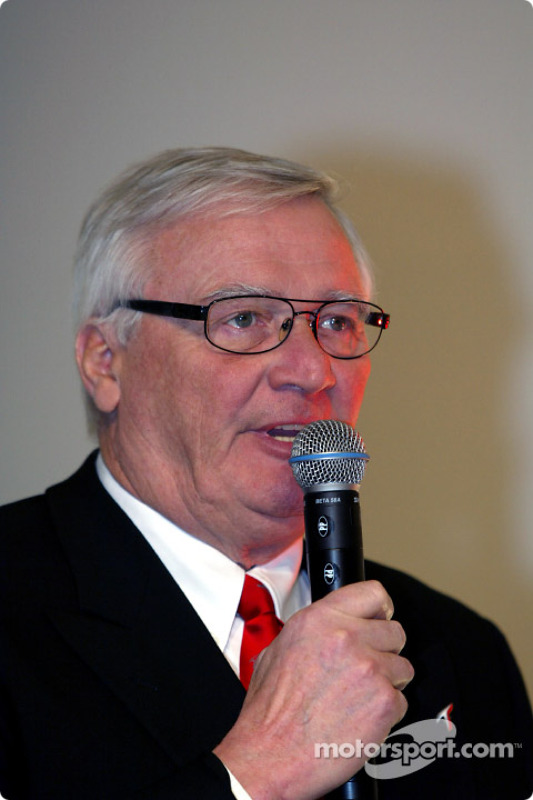 Ove Andersson, conseiller