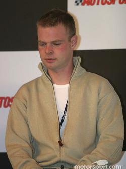 Jan Magnussen interview on Autosport Stage