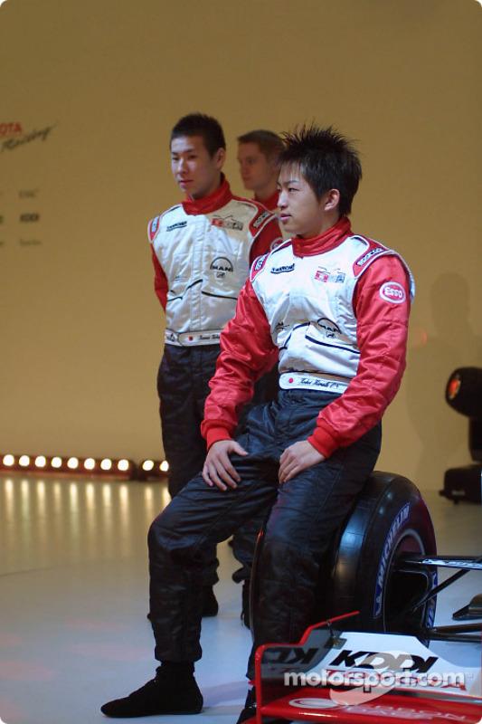 Toyota Drivers Academy : Kouhei Hirate