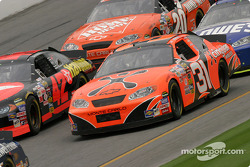 Jamie McMurray and Robby Gordon