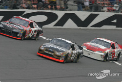 Ward Burton, Kurt Busch and Dale Earnhardt Jr.