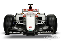 La nouvelle BAR Honda 006