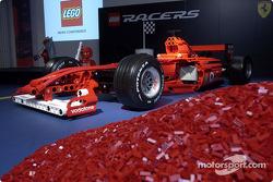 Ferrari F1 Lego