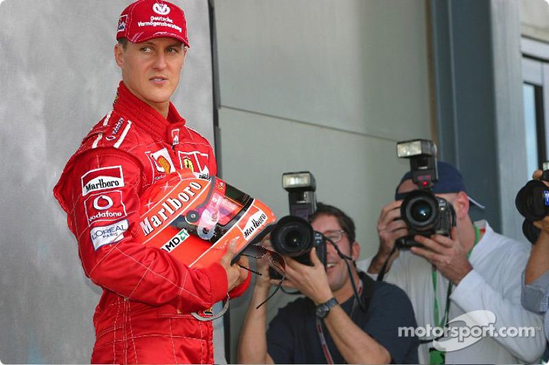2004 Avustralya GP, Ferrari F2004