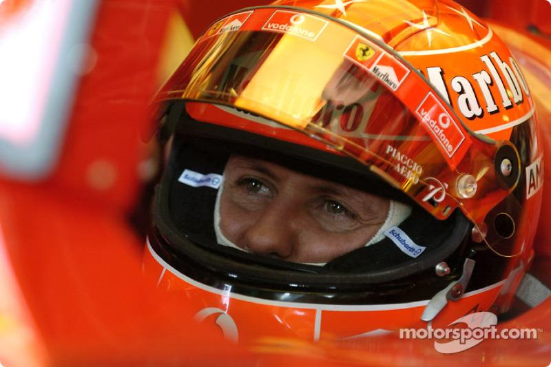 #56 GP d'Australie 2004 (Ferrari F2004)