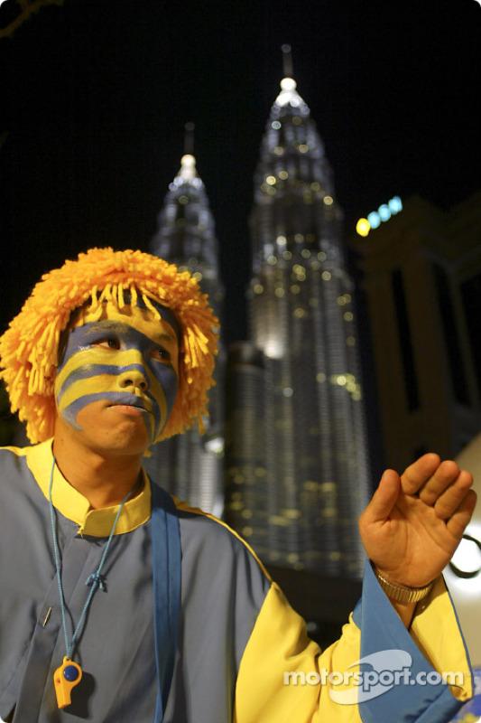 Fête Mild Seven au Zouk Nightclub à Kuala Lumpur