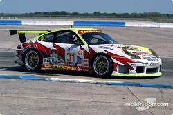 #31 White Lightning/Petersen Motorsports Porsche 911 GT3RS: Michael Petersen, David Murry, Craig Stanton