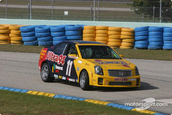 La Cadillac CTS-V n°11 du Powell Motorsport (Mike Weinberg, Devon Powell)
