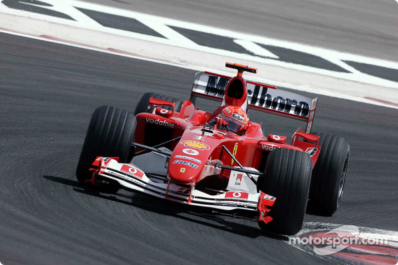 Гран При Бахрейна 2004