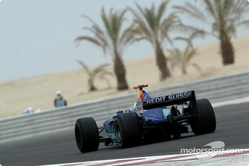Giancarlo Fisichella, Sauber C23