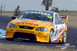 Warren Luff joins the championship this year for the Shell Helix team