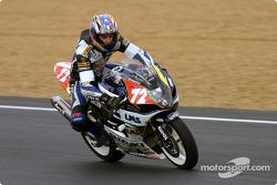 #72 Junior Team Suzuki-LMS Suzuki GSXR: Guillaume Dietrich, David Fouloi, Laurry Fremy