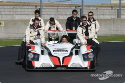Audi R8 de Audi Sport Japan Team Goh