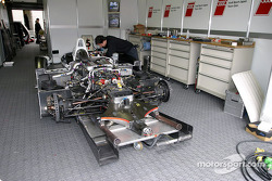 Garage Audi Sport Japan Team Goh
