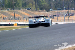 #4 Taurus Sports Racing Lola Judd: Christian Vann, Benjamin Leuenberger