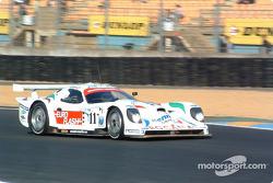#11 Panoz Motor Sports Panoz Elan: Jean-Luc Blanchemain, Roland Berville, Patrick Bourdais